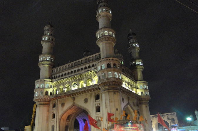 Charminar historical walking tour in hyderabad 186680