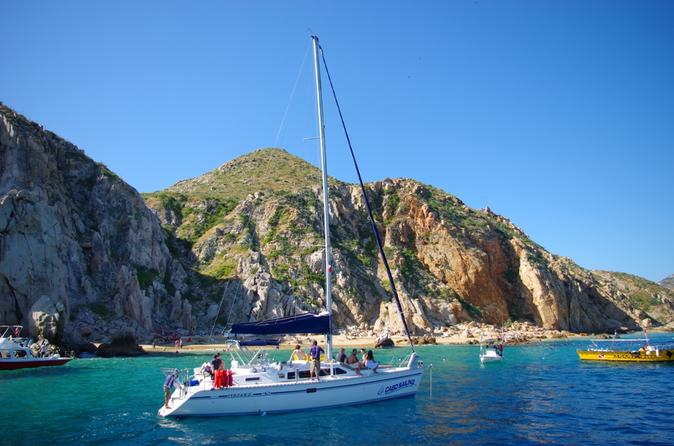 Luxury sailing and snorkeling cruise in cabo san lucas in cabo san lucas 204506