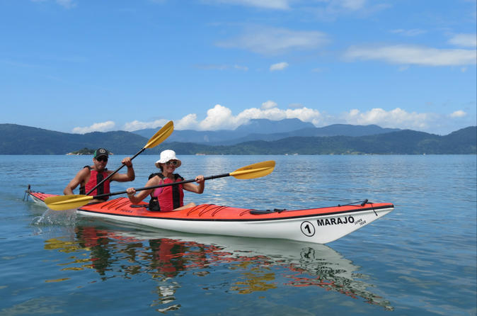Kayaking adventure in paraty in paraty 190923