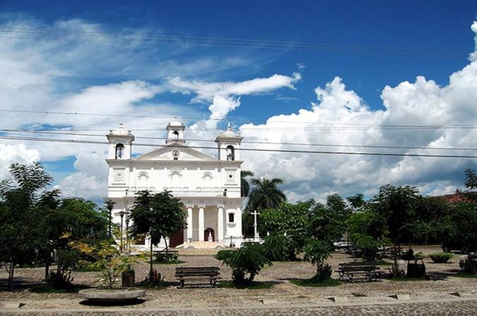 Full Day Tour to Cihuatan, La Palma and Suchitoto Towns from San Salvador