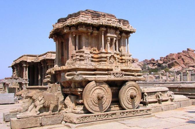 2nts 3days Incredible Hampi & Vijayanagar Empire UNESCO World Heritage Sites
