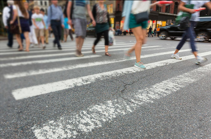 New York City Midtown Manhattan Walking Tour