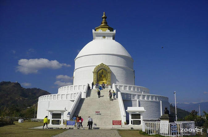 3 hour world peace pagoda tour from pokhara in kathmandu 274158