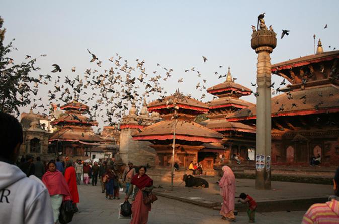 5-hour World Heritage Sites Tour in Kathmandu