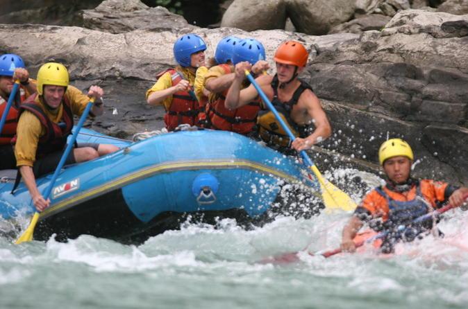 Full-Day White Water Rafting Day Trip in the Trishuli River from Kathmandu