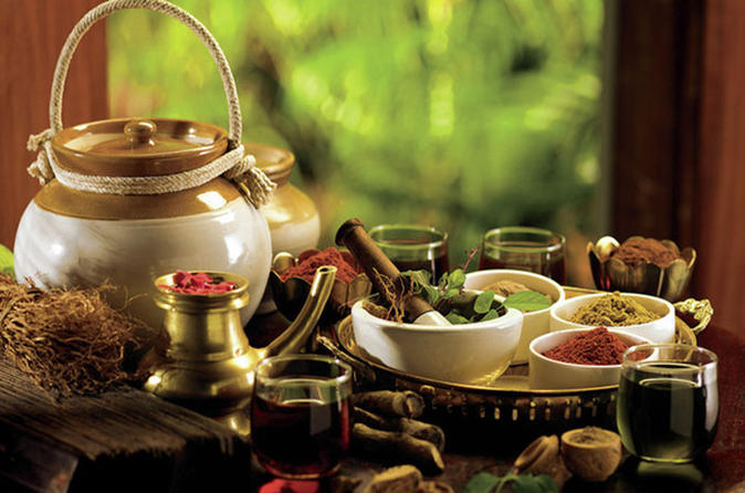 Himalayan Herbs Oil Ayurveda Treatments