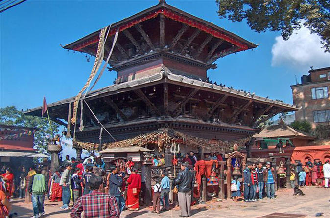Manakamana Pilgrimage Guided Day Trip from Kathmandu