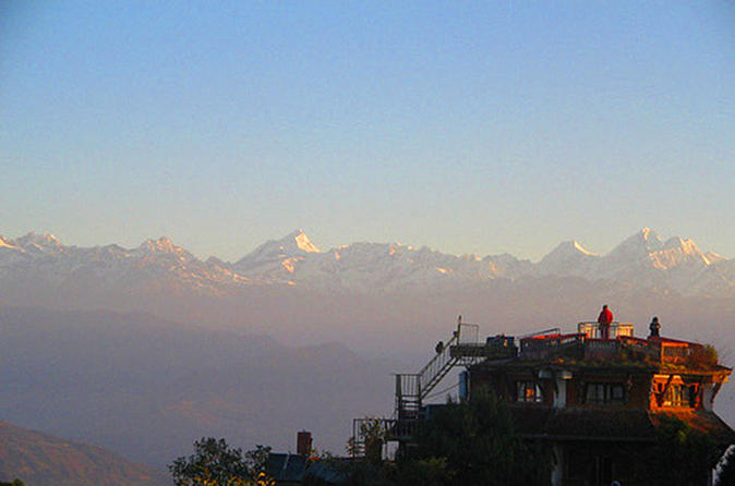 Private Day Hike from Nagarkot to Changu Narayan with Transfer from Kathmandu