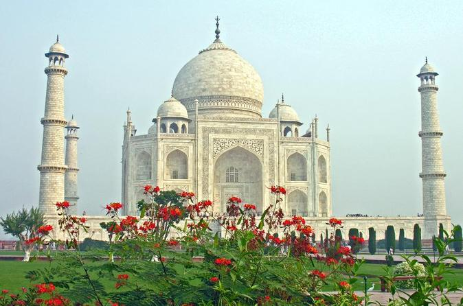 4-Day Independent Golden Triangle Tour of Agra, Fatehpur Sikri and Jaipur from Delhi with Private Car