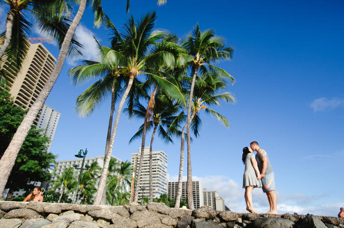 Waikiki Beach Photoshoot