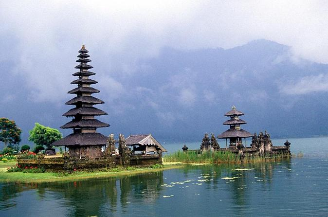 2-Day North and Central Bali Tour