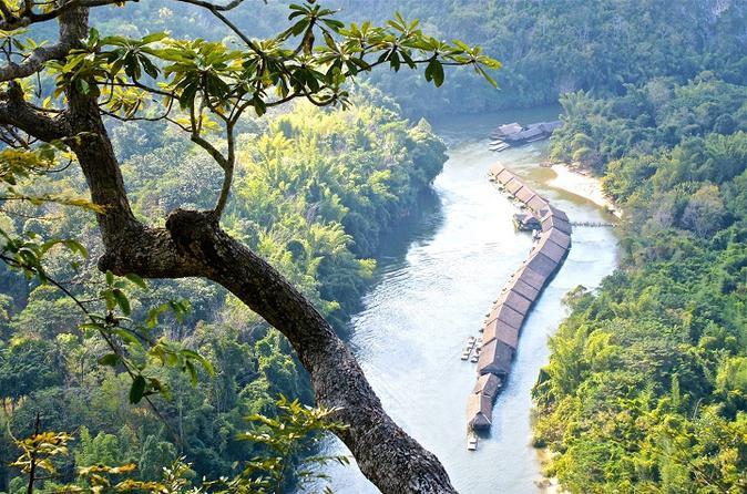 2-Day River Kwai Jungle Rafts