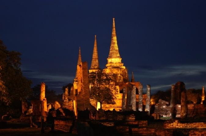 Ayutthaya Historical Park Bike Ride
