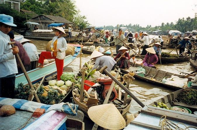 Cai Be and Vinh Long Mekong Delta Day Trip