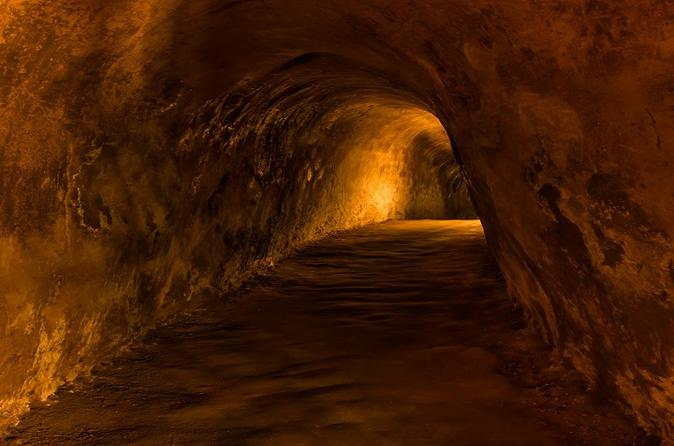 Cu Chi Tunnels and Ho Chi Minh Stories of War Full-Day Tour