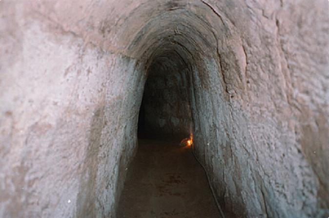 Cu Chi Tunnels Half-Day Tour from Ho Chi Minh City by Speed Boat