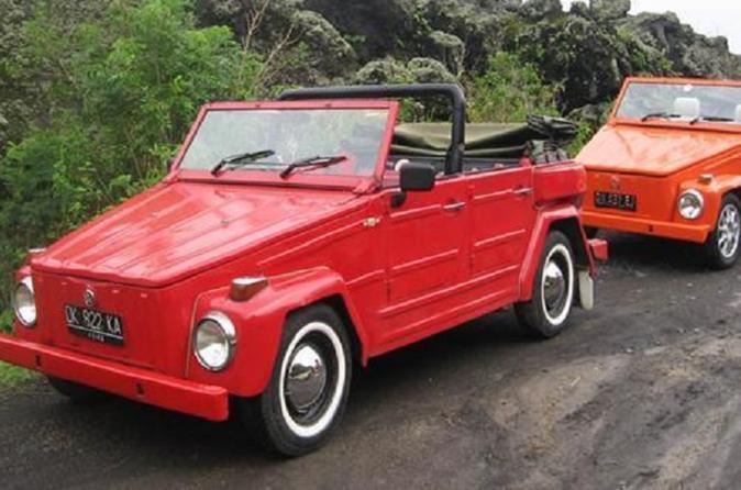 East Bali Discovery Tour by VW Safari