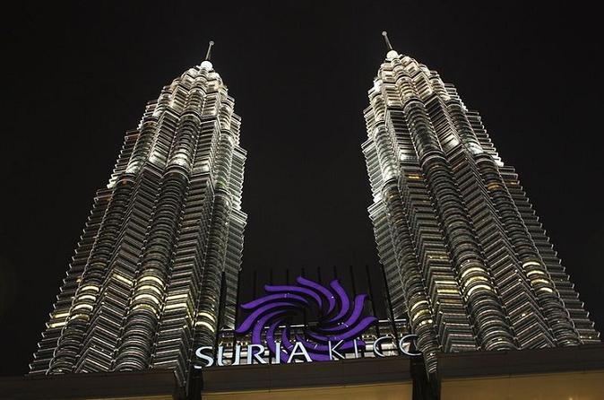 Excursão particular: noite cultural em Kuala Lumpur, com jantar com show