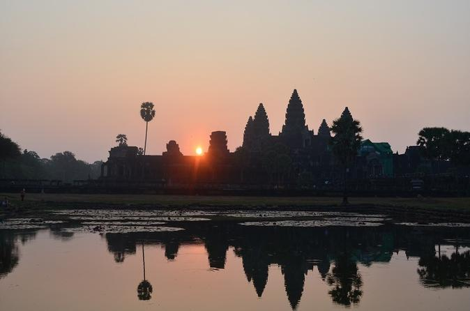 Full day angkor tour by tuk tuk from sunrise in krong siem reap 246510