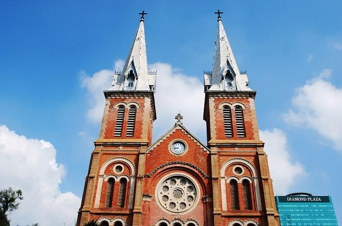 Full-Day Ho Chi Minh City Tour""