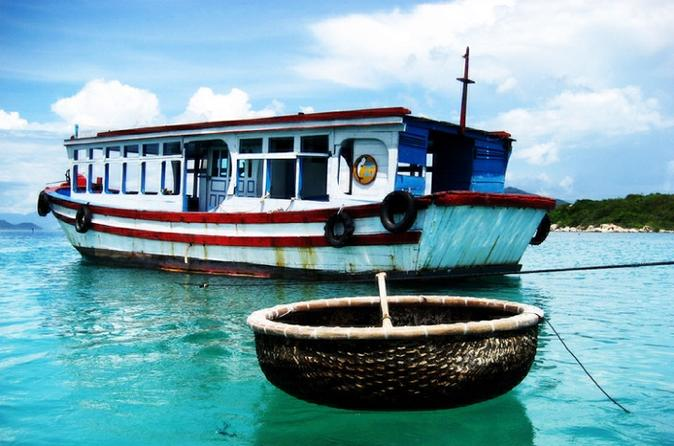 Full-Day Nha Trang Fishing Tour and Island BBQ