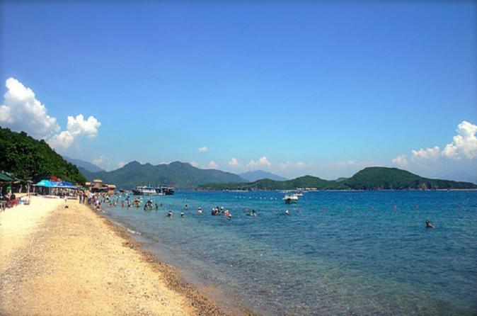 Full-Day Nha Trang Islands Day Trip