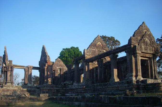 Full Day Preah Vihear Temple from Siem Reap""