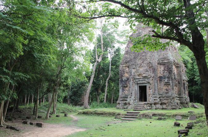 Sambor Prei Kuk, Kampong Thom - Siem Reap