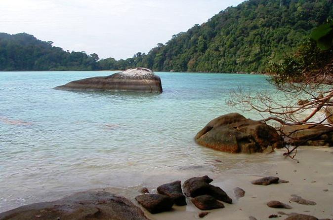 Ganztägige Surin Inseln von Khao Lak