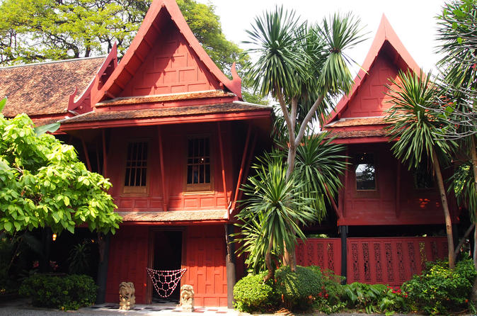 Halber Tag Jim Thompson House und Madame Tussauds