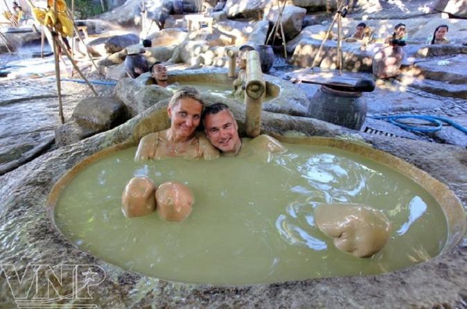 Half-Day Mud Bath At I-Resort In Nha Trang
