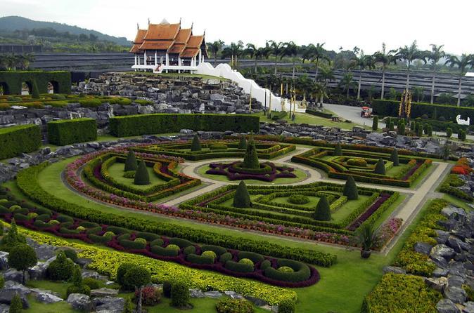 Half-Day Nongnooch Tropical Garden Tour in Pattaya