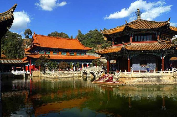 Half day private tour kuming yuantong temple and the western hill in kunming 190811