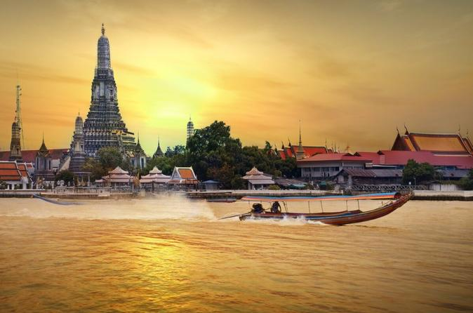 Bangkok Tours & Sightseeing