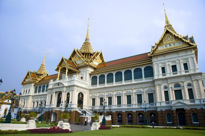 Half-Day Thonburi Klongs and Grand Palace of Bangkok