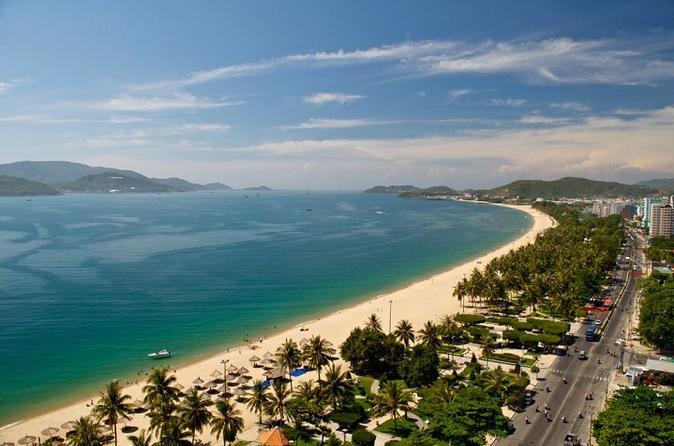 Nha Trang Cruise and City Tour