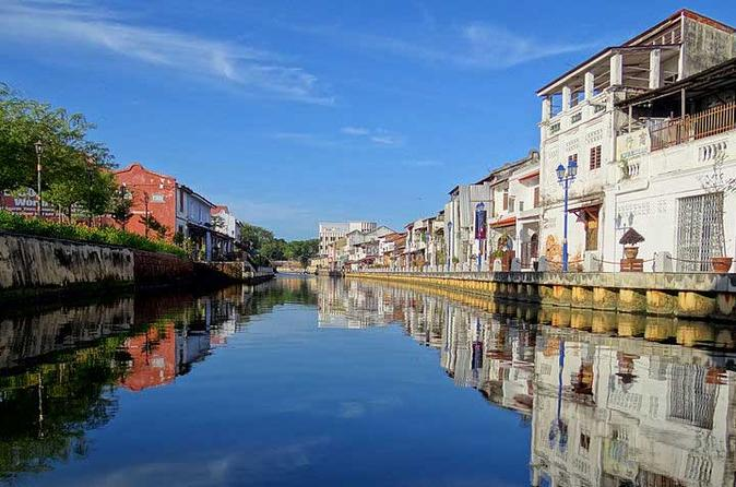 Private Full Day Malacca Tour including Lunch from Kuala Lumpur