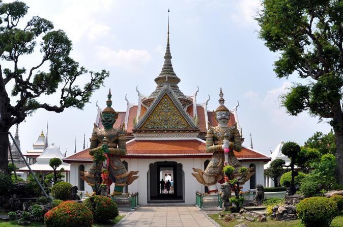 Bangkok Tour Wat Arun