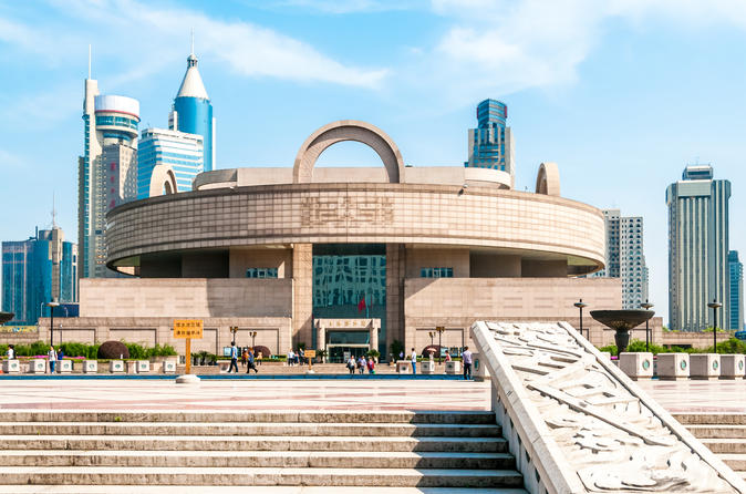 Private Tour: Full-Day Shanghai with Lunch