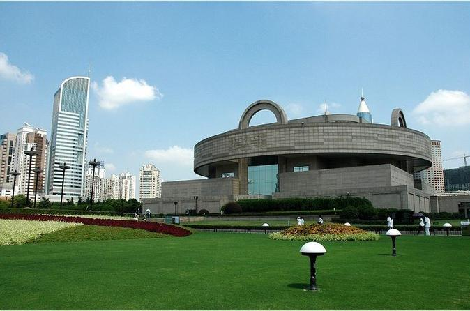 Private Tour in Shanghai: Shanghai Museum and Shanghai Urban Planning Exhibition Center