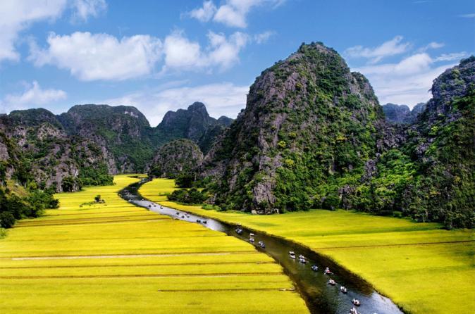 Hoa Lu Tam Coc Tour Review