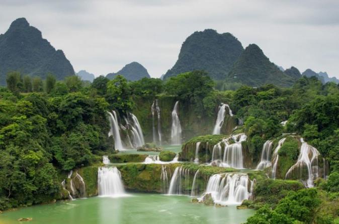 Group Tour: Ba Be - Ban Gioc Waterfall 3 days
