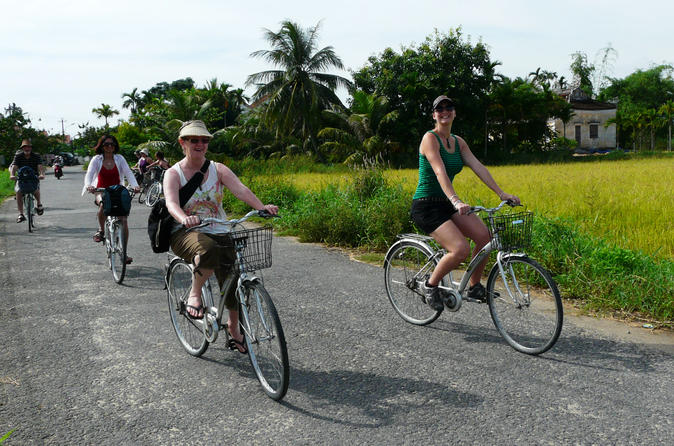 Half -Day Tra Que Herbal Village Tour from Hoi An