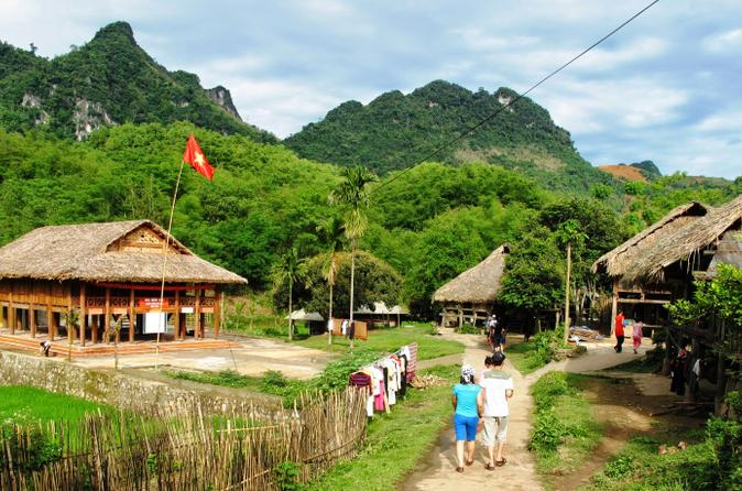 Private Tour: Day Tour of Mai Chau from Hanoi