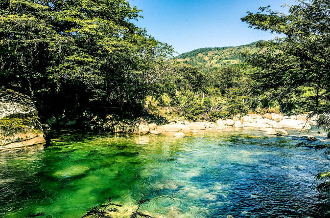 Overnight Tour to Guatape and Natural Reserve San Rafael