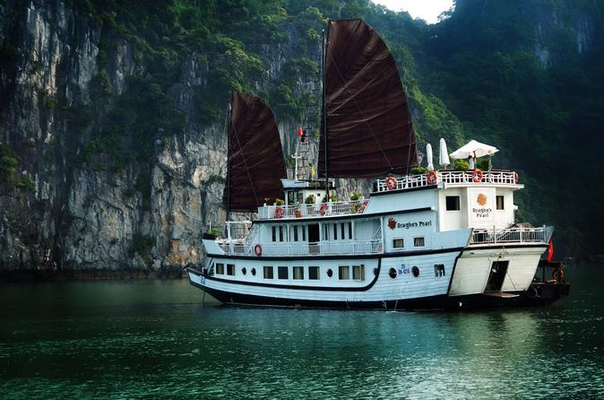 Overnight Bai Tu Long Bay Cruise from Hanoi