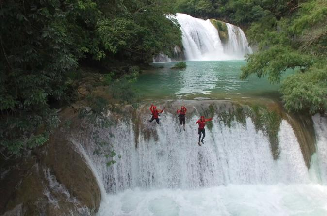3-Day Adventure and Nature Tour in Huasteca Potosina from Ciudad Valles