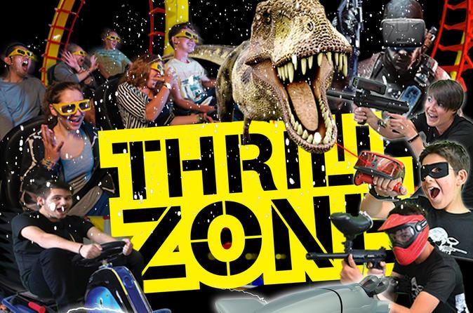 Thrillzone Multi-Activity Passes in Queenstown