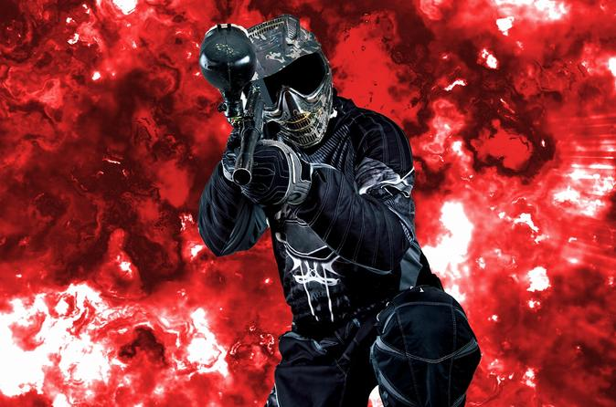 Xtreme Indoor Paintless Paintball