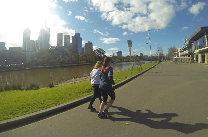 Guided Melbourne and Yarra Valley Sunrise Running Tour